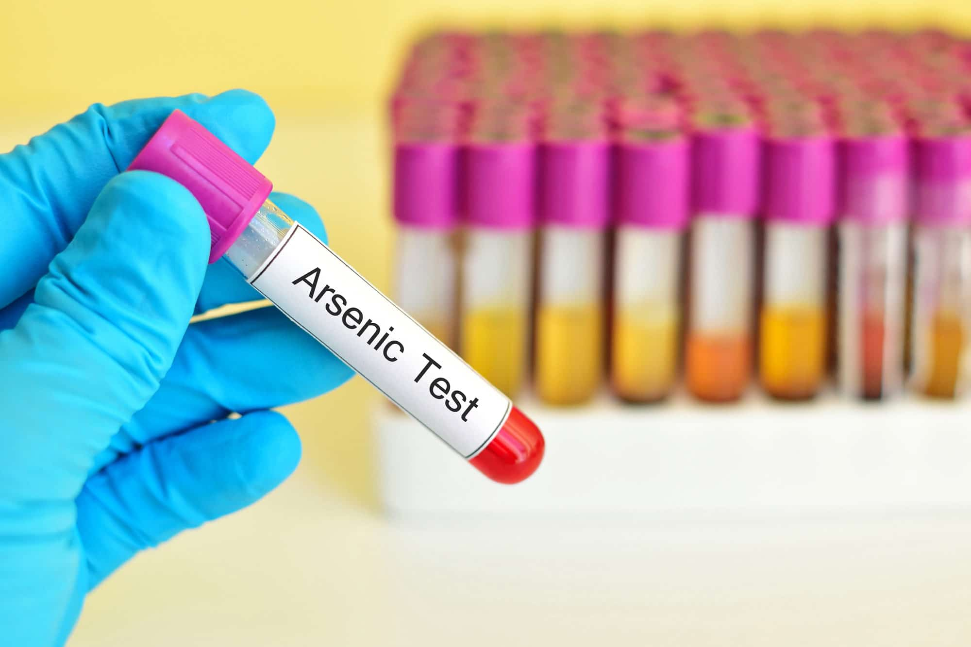 arsenic-test